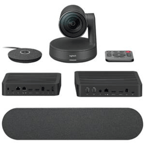 Logitech Rally conferencing hardware